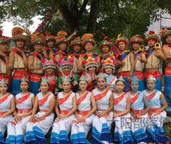 核桃旅游文化节演出活动